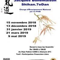 Cours bonemaison 2019