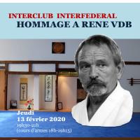 Interclub hommage vdb 2020